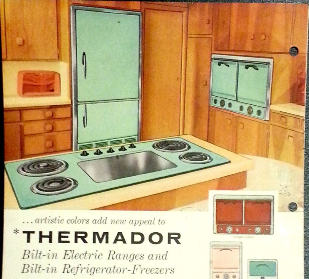 Artistic Thermador Ad